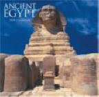 Ancient Egypt 2008 Square Wall Calendar