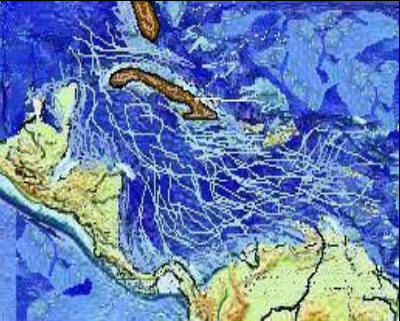 Pre Ice Age World Map.The Destruction Of The Caribbean Ice Age Atlantis Of Plato An