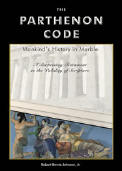 Front cover of the book The Parthenon Code. Click to see the whole cover enlarged.