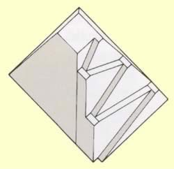 Holscher Style Ramp for pyramid construction